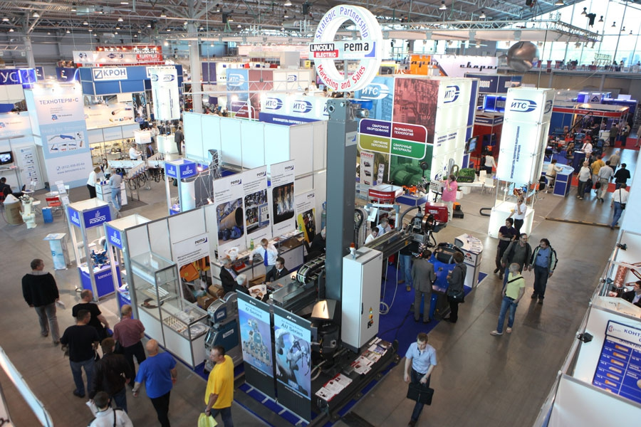 Stankoinvest takes part in Welding 2014